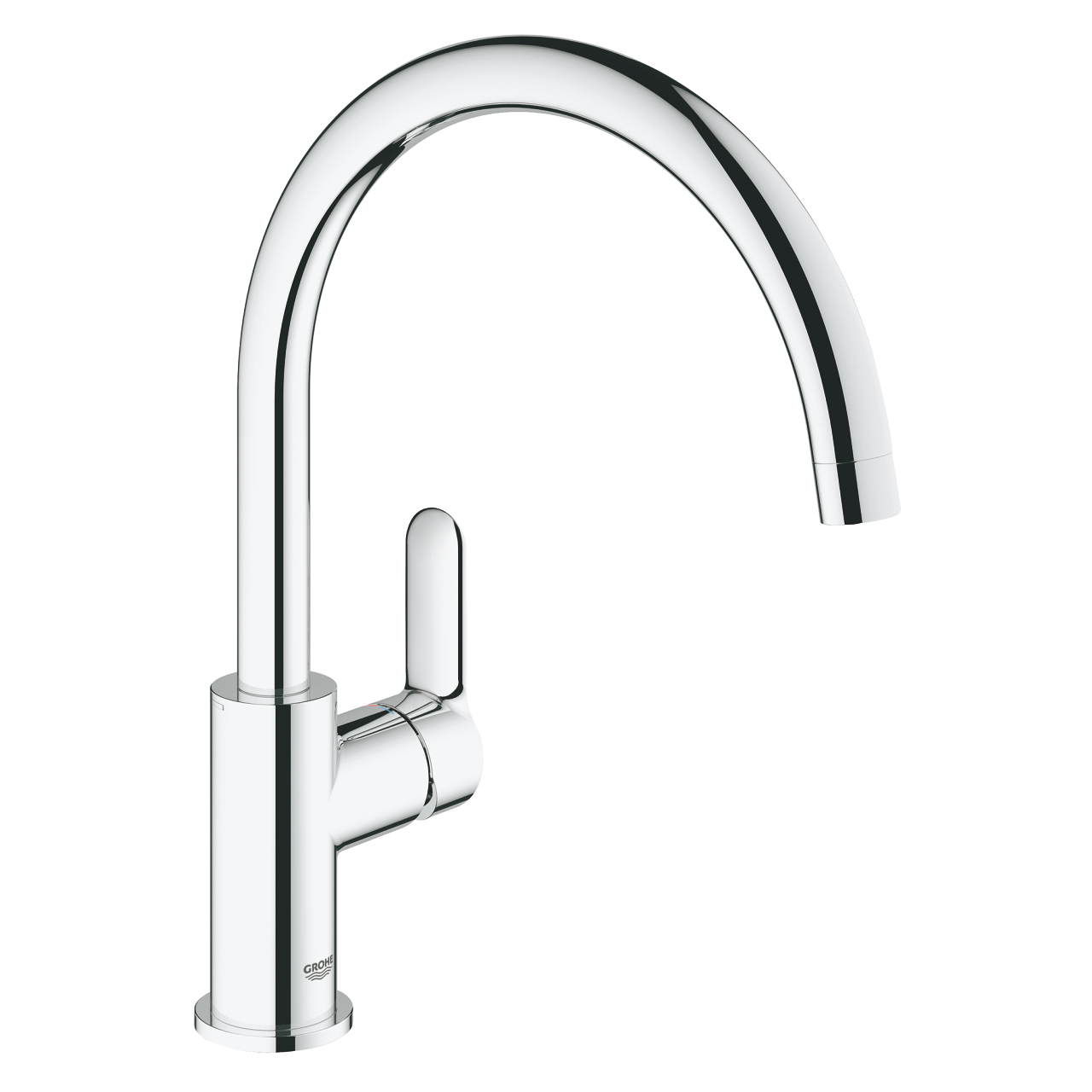 GROHE - Bauedge Single Level Sink Mixer